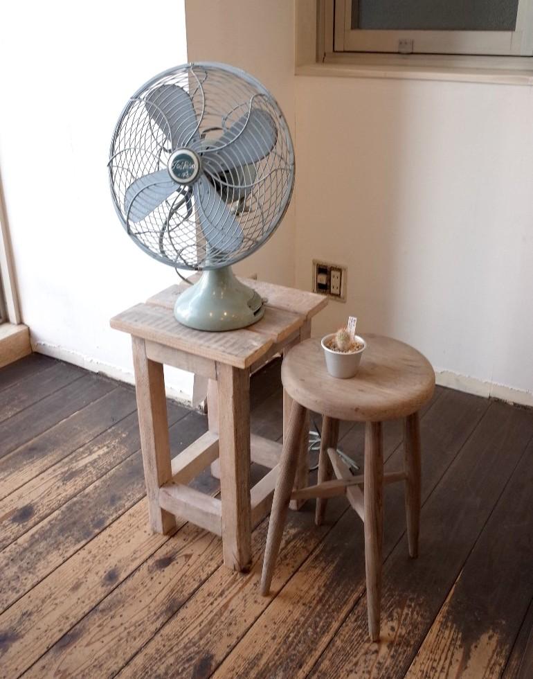 古道具 東芝 4枚羽 レトロ 扇風機 ビンテージ 稼動品