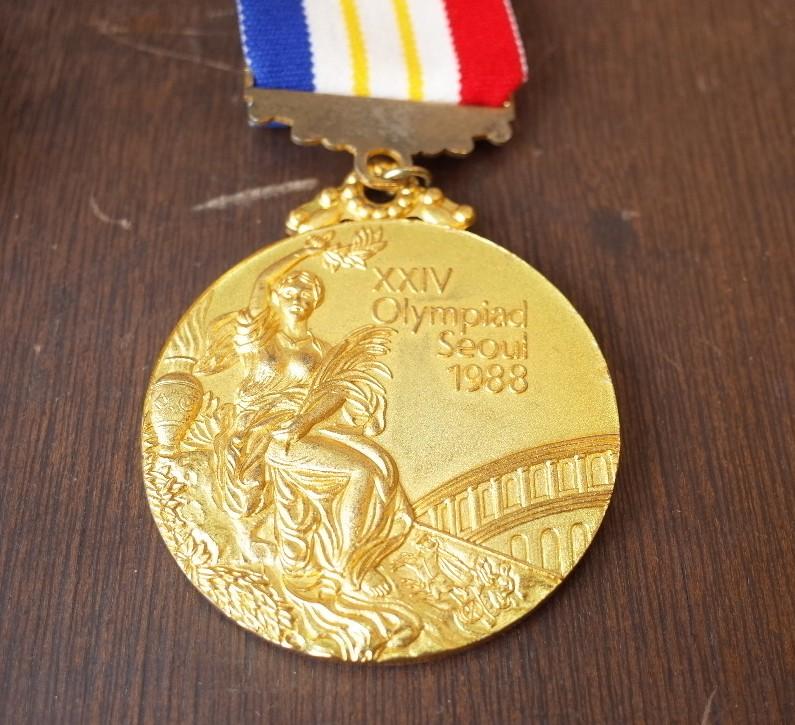 ソウルオリンピック 金メダル 19...